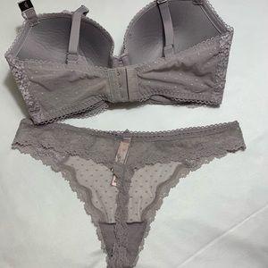 Victoria's Secret Intimates & Sleepwear - Victoria's Secret Bra Panty Set